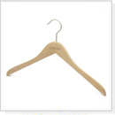 Wooden hanger,Combination hanger,With clips